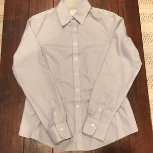 Brooks brothers woman's button down